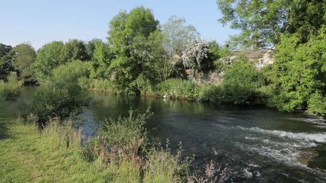 View of Bakewell, Peak District National Park, Derbyshire, England, UK, Europe