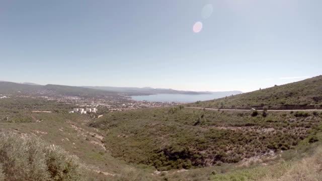vidéos et rushes de vue sur la baie de la ciotat - pjphoto69