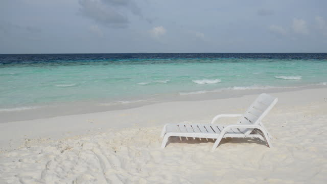 WS View of Beach lounger / Maafushi, Kaafu Atoll, Maldives