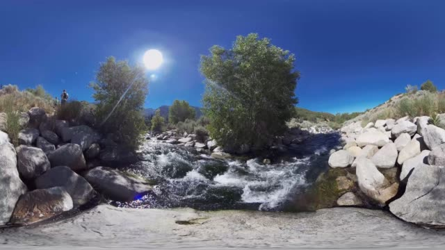 VR view of Bells Canyon Utah