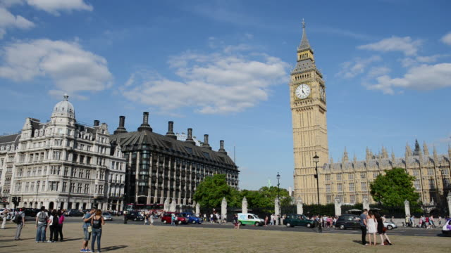 WS View of Big Ben / London, United Kingdom