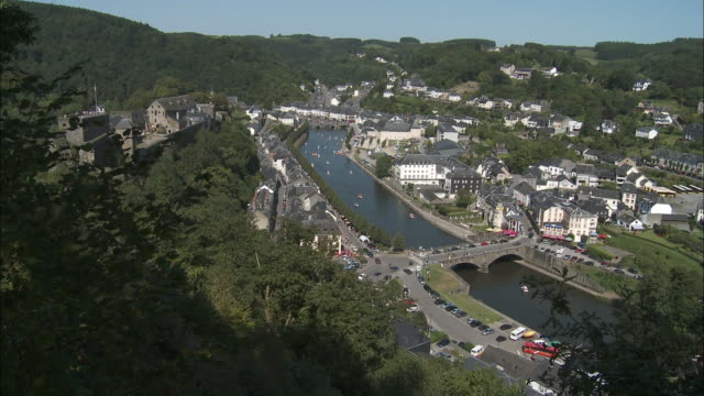 WS HA View of Bouillon, Belgium