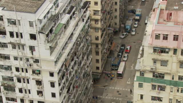 View of Building Hong Kong, China