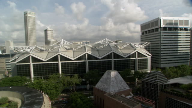 WS TU TD View of building in city / Singapore