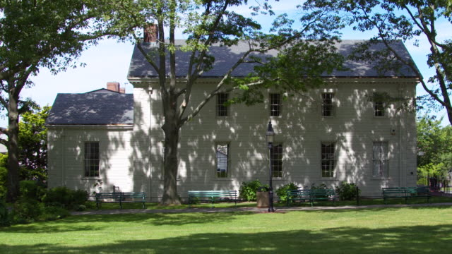 MS View of building / Newport, Rhode Island, United States