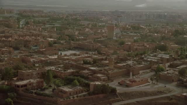 view of buildings in north morocco, africa - adobe bildbanksvideor och videomaterial från bakom kulisserna