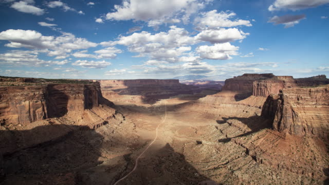 TL View of Canyonlands national park / Moab, USA