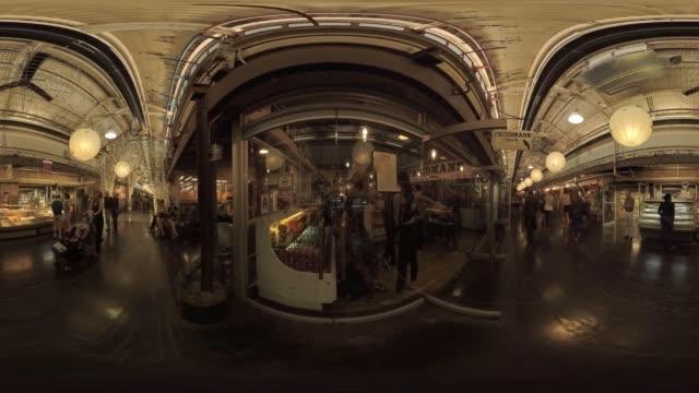 Chelsea Market New York Premium Video Clips Footage