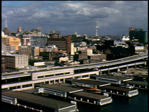 vídeos de stock, filmes e b-roll de view of city  audio / sydney, australia - sydney australia