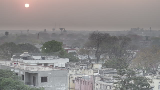 WS View of city / Delhi, Delhi , India