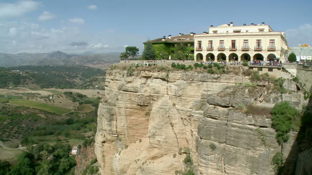 WS View of City of Ronda / Ronda, Andalusia, Spain