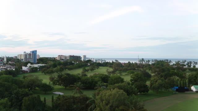 view of dar es salaam w waterfront - wiese stock videos & royalty-free footage