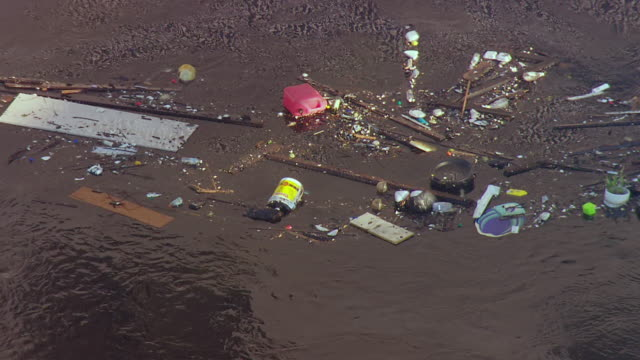 view of debris circling near drainage water / united states - drainage stock videos & royalty-free footage
