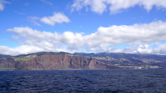 View of Faia do Lajes Cliffs