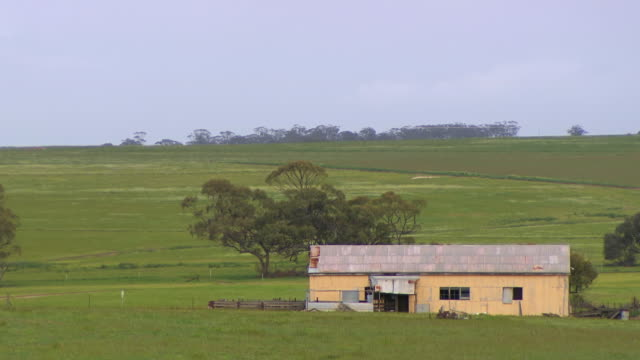 WS View of Farm house / Coolgardie and Kalgoorlie, Western Australia, Australia