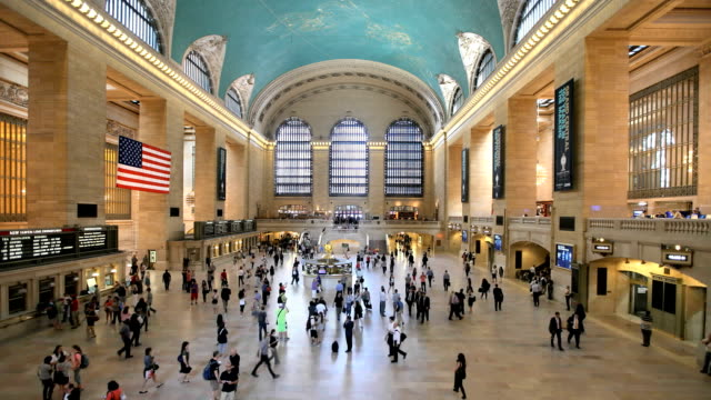 H/A view of Grand Central Station