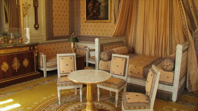 MS View of Grand trianon, Napoleon's room / Versailles, Ile de France, France