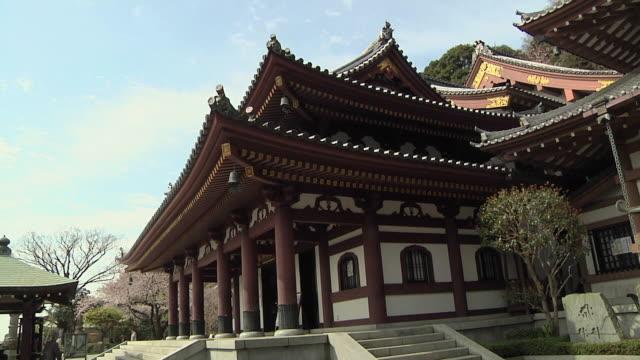 WS View of Hase-dera Temple / Kamakura, Kanagawa, Japan
