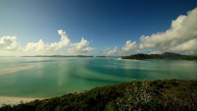 Blick auf Hill Inlet, Whitsunday Islands