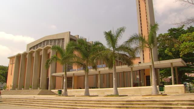 MS View of holy family catholic church / Luanda, Angola