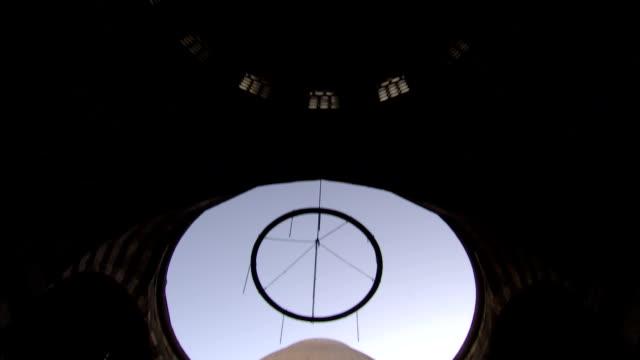MS view of Interior of Umayyad Mosque / Damascus