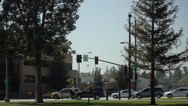 View Of Intersection