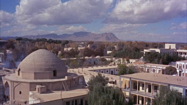 WS PAN view of isfahan city