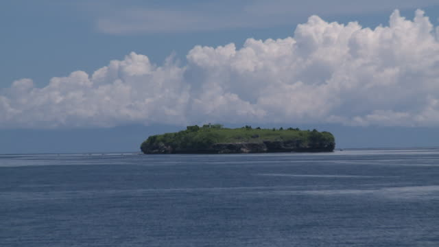 WS ZO View of Island  / Visayan Islands, The Visayans, Philippines