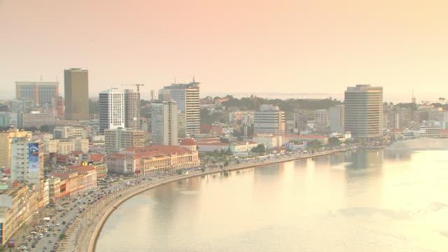 WS View of Luanda bay / Luanda, Angola