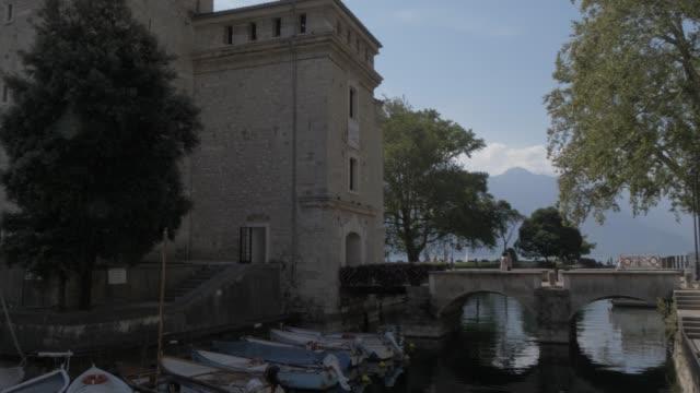 View of MAG Museo Alto Garda in Riva del Garda, Lake Garda, Province of Trento, Italy, Europe