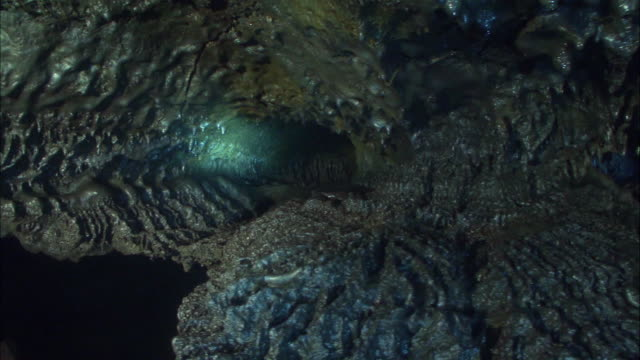 View of Manjanggul (Korea Natural Monument 98, cave)