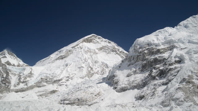 WS View of Mount Everest / Mount Everest, Khumbu, Nepal