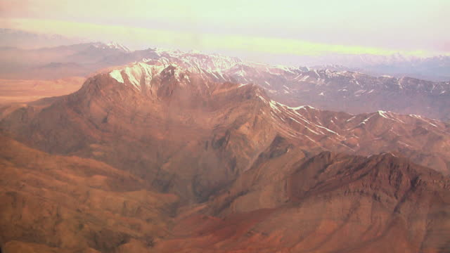 View of mountain landscape / Afghanistan