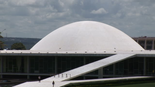 WS View of National Congress building / Brasilia, Brasilia Capital, Brasil