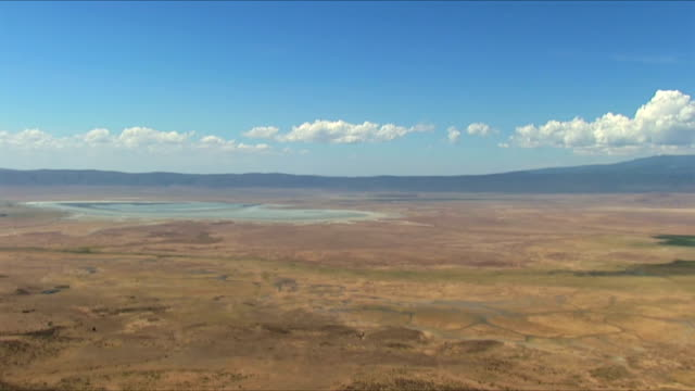 View of Ngorongoro Crater - Tanzania