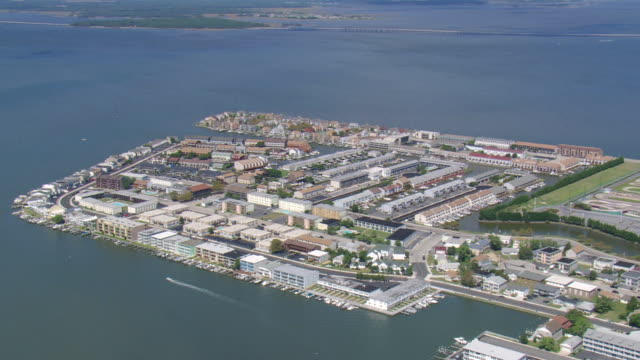 WS AERIAL ZI ZO View of Ocean City / Maryland, United States