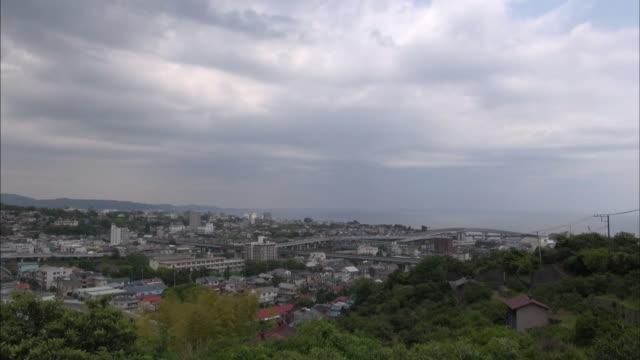 View Of Odawara City, Japan