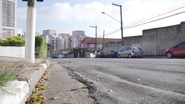 view of one of sao paulo´s suburb - são paulo stock videos & royalty-free footage
