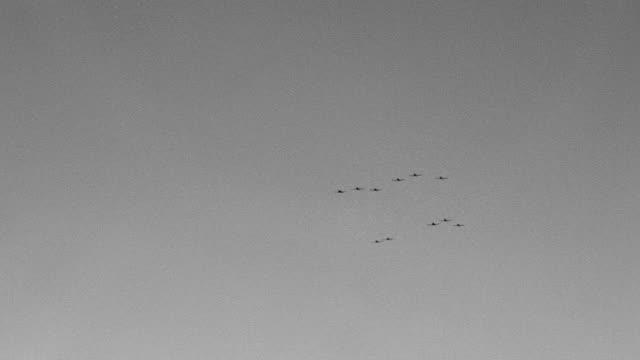 WS LA View of P-40's and Zeros in flight