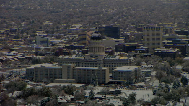 WS View of Salt Lake City / Salt Lake City, Utah, USA