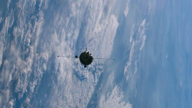 View of satellite