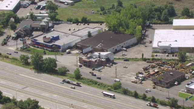 MS AERIAL ZO View of Satin Dolls / Lodi, New Jersey, United States