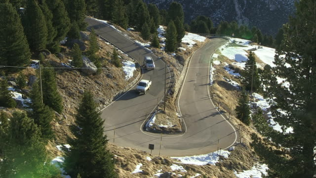 WS View of Sella mountains, Passo Sella / South Tyrol, Alto Adige, Italy