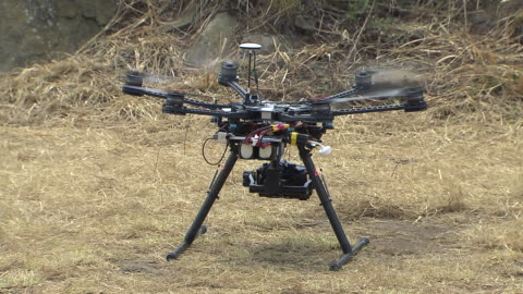 view of spinning propeller of drone(unmanned aerial shooting equipment) - propeller bildbanksvideor och videomaterial från bakom kulisserna