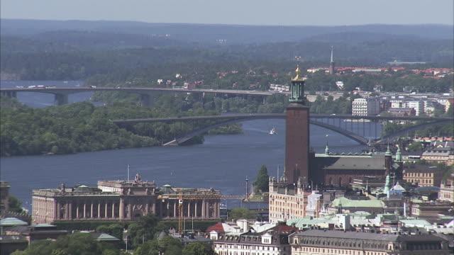 View of Stockholm, Sweden.