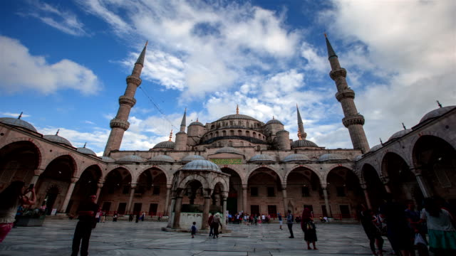 View of The Ayasofya (Byzantine Architecture)