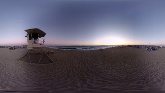 a view of the beach in boca chica dominican republic - サントドミンゴ点の映像素材/bロール