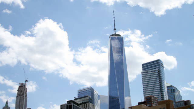 View of the Freedom Tower / World Trade Center