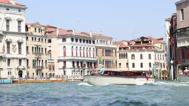 view of the Grand Canal venice