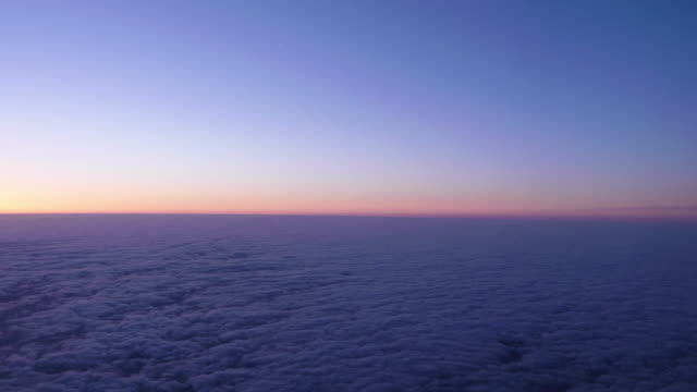 View of The Horizon at Dawn